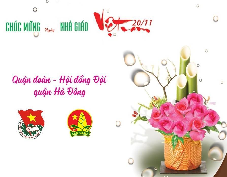 Chúc mừng các Thầy cô nhân ngày Nhà giáo Việt Nam 20/11