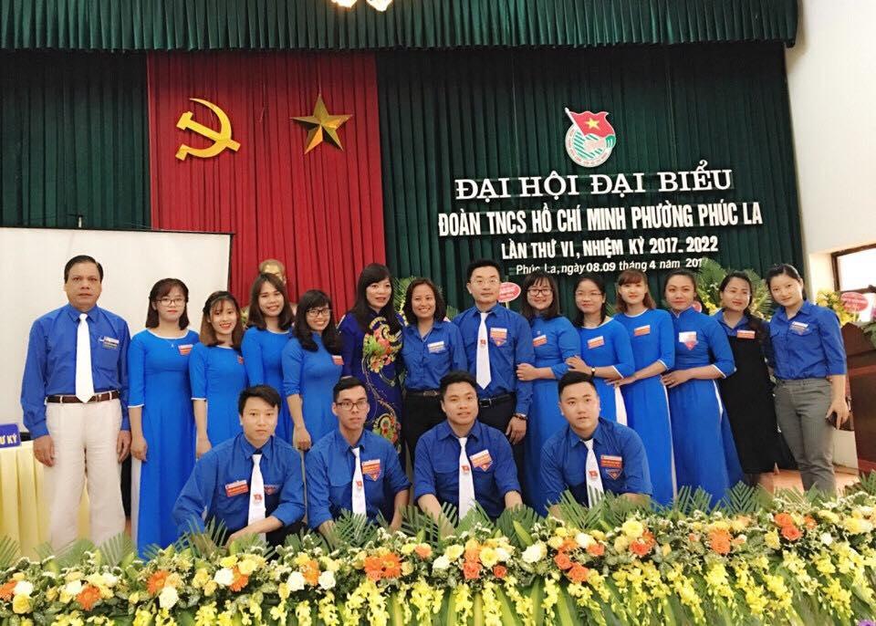 15 đồng chí được bầu vào BCH Đoàn phường Phúc La