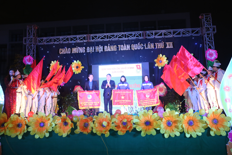 Tuổi trẻ Hà Đông học tập và làm theo tấm gương đạo đức Hồ Chí Minh